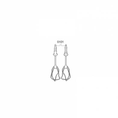 Венчики для миксера Bosch (00643667)