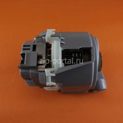 Мотор рециркуляции (00654575) в сборе для посудомоечных машин Bosch,Siemens