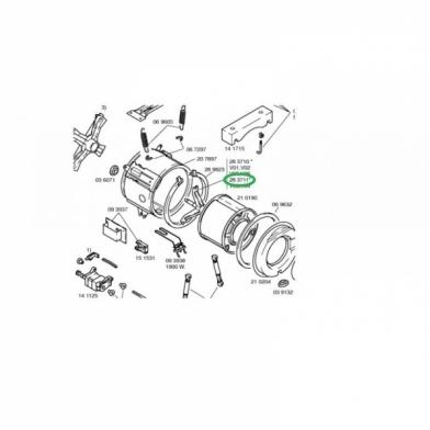 Крестовина стиральной машины Bosch (00283725)