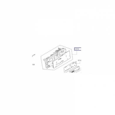 Модуль управления стиральной машины Bosch (00706260)