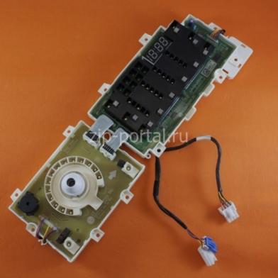 Модуль управления стиральной машины LG (EBR77119028)