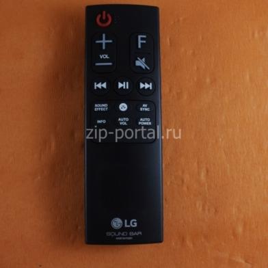 Пульт музыкальной системы LG (AKB75475301)