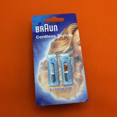 Газовый баллончик для стайлеров Braun 2 шт.