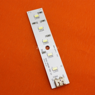 Лампа внутреннего освещения для холодильника Samsung DA41-00519B