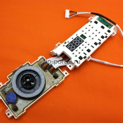 Модуль управления стиральной машины LG EBR86881705