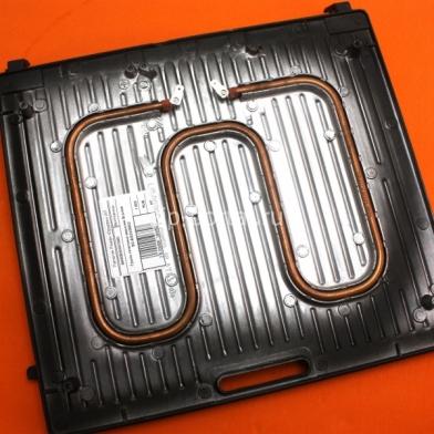 Нижняя рифленая панель электрического гриля SC-EG350M02