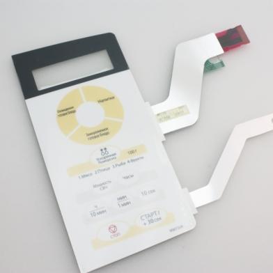 Сенсорная панель микроволновки Samsung MW73VR (DE34-00193G)