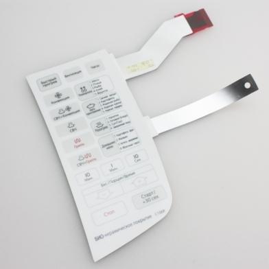 Сенсорная панель микроволновки Samsung C106R (DE34-00189L)