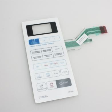 Сенсорная панель микроволновки Samsung GW73BR (DE34-00365A)
