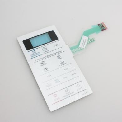 Сенсорная панель микроволновки Samsung ME733KR (DE34-00384G)