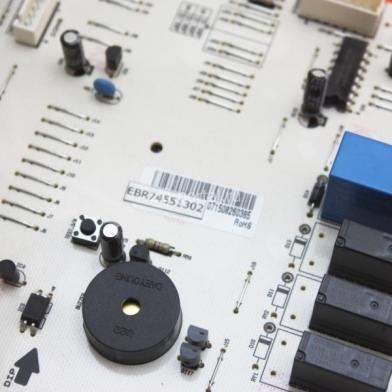 Модуль управления для холодильника LG EBR74551302