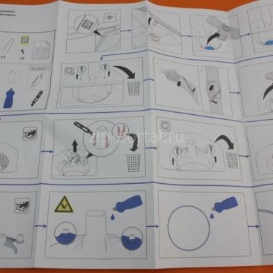 Ремкомплект посудомоечной машины Bosch (12005744)