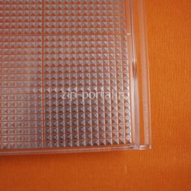 Полка над овощным ящиком холодильника LG (MCK69400201)