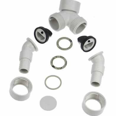 Адаптер для слива конденсата в сифон сушильных машин Bosch 10008816