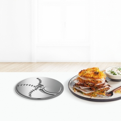 Диск терка (шинковка) для кухонного комбайна Bosch (00573024)