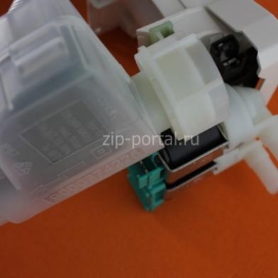 Шланг заливной с клапаном для стиральной машины Bosch (00667327)