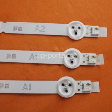 LED подсветка телевизора LG (AGF78280601)