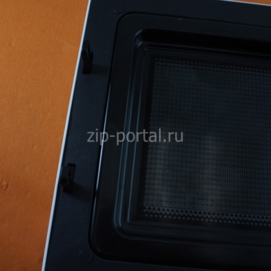 Дверь микроволновой печи Samsung (DE94-02455G)