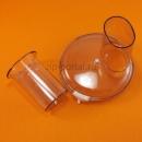 Крышка смесительной чаши комбайна Bosch (00657227)