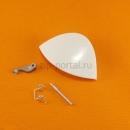 Ручка люка стиральной машины Indesit, Ariston (C00075323)