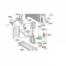 Компрессор сплит системы LG (2520UKYP2CA)