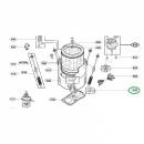 Впускной клапан стиральной машины LG (4681EN1008A)