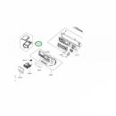 Бункер дозатора моющих средств стиральной машины Samsung (DC97-11440V)