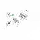 Бункер дозатора моющих средств стиральной машины Samsung (DC97-11428E)