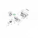 Бункер дозатора моющих средств стиральной машины Samsung (DC97-11424A)