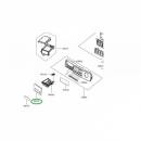 Бункер дозатора моющих средств стиральной машины Samsung (DC97-11440B)