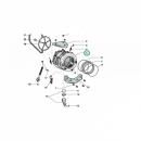 Бак стиральной машины Indesit (C00097236)