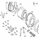 Двигатель от стиральной машины Bosch (00142369)