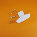 Ручка люка стиральной машины Indesit, Ariston (C00116576)