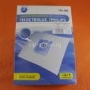 Набор мешков пылесоса Electrolux/Philips (EL-08)