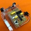 Модуль управления соковыжималки Bosch (12016197)
