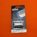 Бритвенная сетка 50S (8000 series) для электробритвы Braun Activator