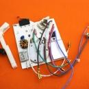 Модуль (плата) для кухонного комбайна Bosch 00653287