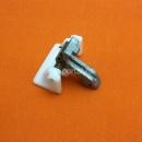 Крючок Оригинальный двери для стиральной машины Bosch, Siemens, Neff, Gaggenau 00634207