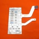 Сенсорная панель микроволновки Samsung CE1160R (DE34-00184F)