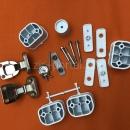 Комплект петлей для стиральной машины Candy (43013964)