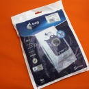 Мешки пылесборники одноразовые E201P S-bag пылесоса  Electrolux 9001688309
