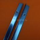 Облицивочные планки Niro, нержавеющая сталь для посудомойки Bosch (00670462)