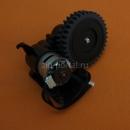 Модуль левого колеса робота-пылесоса Polaris PVCR 0726W