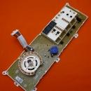 Модуль управления стиральной машины LG (EBR80154535)
