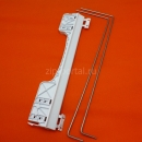 Петля (завеса) люка для стиральной машины Indesit (C00087073)
