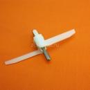 Ось-лопасть универсальной резки для кухонного комбайна Bosch MUM4, MUZ4DS4