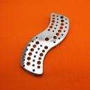 Вставка - терка для дерунов для кухонного комбайна Braun 67000488