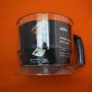 Чаша измельчителя (1500 мл) овощерезки для блендера Braun 7051021