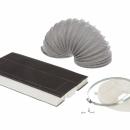 Комплект для работы в режиме циркуляции воздуха DHZ4505 (00572574=00706593) вытяжки Bosch