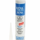 Герметик для варочных панелей Silicon Otto Seal S70 С04, чёрный; 310 мл